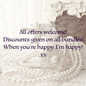 Automatic discount on 2 or more items in bundle!!